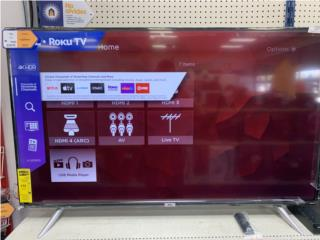 TCL 55in Smart TV, Puerto Rico