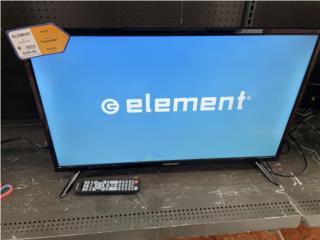 Tv element, Puerto Rico