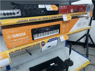 Piano yamaha esta en su caja, Puerto Rico