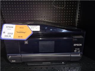 Printer Epson, Puerto Rico