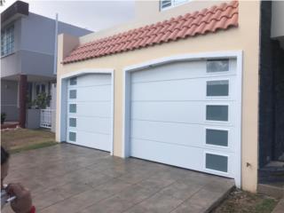 Puertas de garage, Puerto Rico