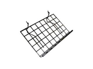 Angle shelf for grid/slatwall 47-1/2L x 6D, Puerto Rico