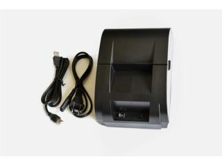 THERMAL PRINTER FOR RECEIPT TICKET FOR POS, Puerto Rico