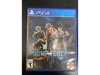 PS4 Game Jump Force , Puerto Rico