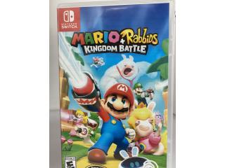 Mario + Rabbids Kingdom Battle, Puerto Rico