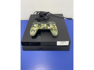 Playstation 4 tiene un control, Puerto Rico