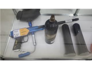 Pistola gocha , Puerto Rico