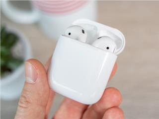 Apple Aipods 2, Puerto Rico