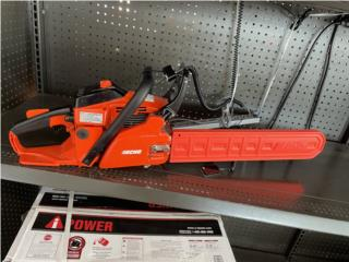 Echo chainsaw , Puerto Rico