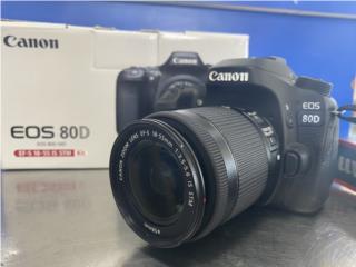 Canon EOS 80D, Puerto Rico