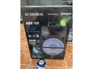Bosina audio box , Puerto Rico