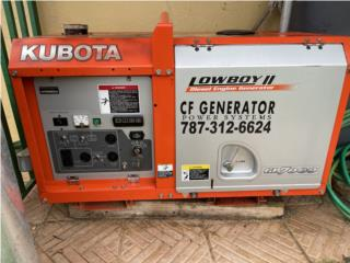 GEN KUBOTA GL7000 USADO , Puerto Rico