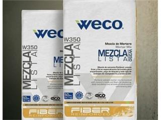 WECO Mezclalista W350, Puerto Rico
