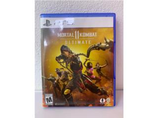 Juego PS5 Mortal Kombat 11 Ultimate , Puerto Rico