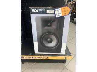 M-Audio BX8 D3, Puerto Rico