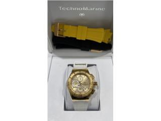 Technomarine Watch, Puerto Rico