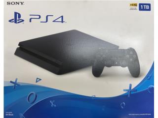Sony PS4 1TB, Puerto Rico