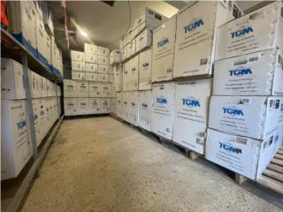 Consolas inverter TGM , Puerto Rico