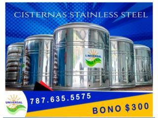 SIN BISFENOL-A INTERIOR / 450 - 1200 GLS, Puerto Rico