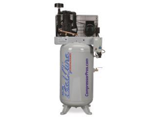 5-HP 80-Gallon Two-Stage Air Compressor , Puerto Rico