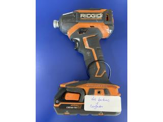 Ridgid impact drill used $120 aprovecha!, Puerto Rico