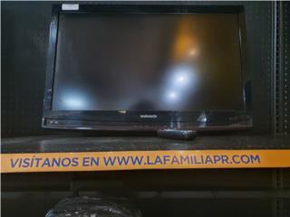 Televisor Magnavox 32, Puerto Rico