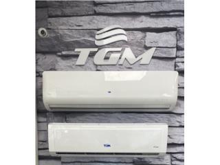 TGM 18,000 btu Inverter (20 seer) $875, Puerto Rico