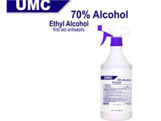 Alcohol en Spray , Puerto Rico