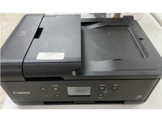 Printer Canon, Puerto Rico