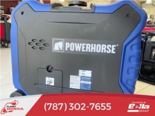 Generador Inverter Súper Silencioso 4,500Watt, Puerto Rico