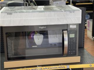 WHIRLPOOL MICROWAVE OVEN, Puerto Rico