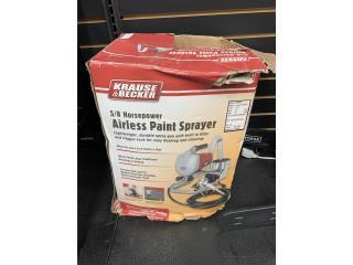 Aireless Panit Sprayer, Puerto Rico