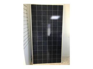 Placa solar 380w certificada , Puerto Rico