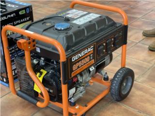 GENERAC GENERATOR GP5500, Puerto Rico
