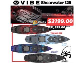 Vibe Shearwater 125, Puerto Rico