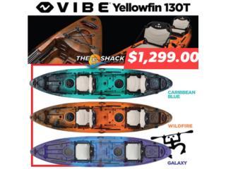 Vibe Yellowfin 130T , Puerto Rico