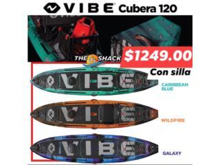 Vibe Cubera 120, Puerto Rico