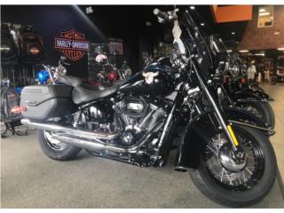 Harley - Harley Davidson Heritage Aniversario 115 Puerto Rico