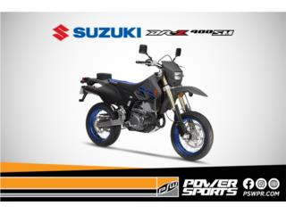 Suzuki - ¡SUZUKI DR-Z 400 SM 2020! Puerto Rico