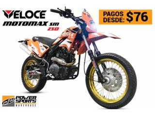 Other - ¡NEW! VELOCE SUPERMOTO MOTOMAX 250CC Puerto Rico