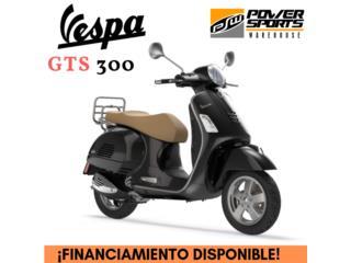 Vespa - ¡NEW! VESPA GTS 300 Puerto Rico