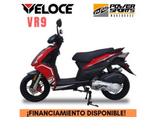 Vespa - ¡SCOOTER VELOCE VR9! Puerto Rico