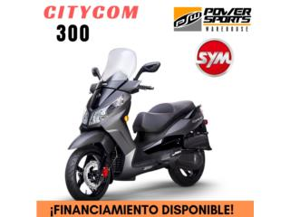Other - *SCOOTER SYM CITYCOM 300* Puerto Rico