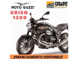 Moto Guzzi - ¡NEW! MOTO GUZZI GRISSO 1200 Puerto Rico