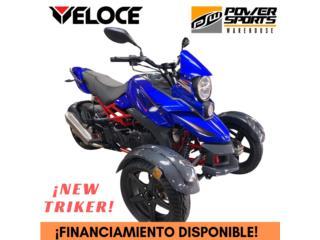 Custom Built - ¡NEW! Trikee Jasscol 177cc Puerto Rico
