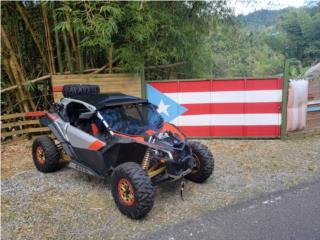 CAN AM X3 MAVERICK XRS 2019 TABLILLA Puerto Rico