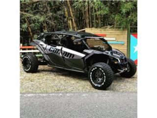 CAN AM X3 XRS MAVERICK 2019 PLATINUM Puerto Rico