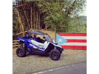 YAMAHA YXZ1000R 2016 CON TABLILLA Puerto Rico