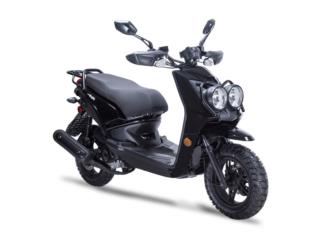 Wolf - Scooter Wolf Tipo Zuma Puerto Rico
