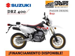 Suzuki - ¡NEW 2019! - Suzuki DRZ 400 SM - Puerto Rico